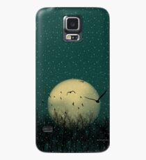 Winter night Case/Skin for Samsung Galaxy