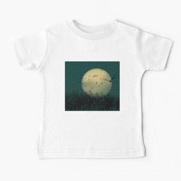 Winter night Baby T-Shirt