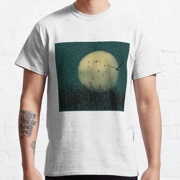 Winter night Classic T-Shirt