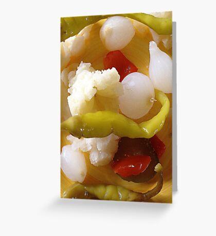 Pickles Greeting Card