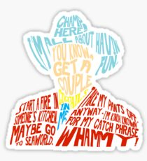 Champ Kind Sticker