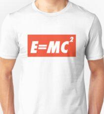 E=MC^2 Unisex T-Shirt