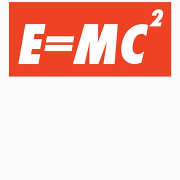 E=MC^2 by Nathanthenerd