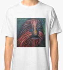 Lion Faced Man  Classic T-Shirt
