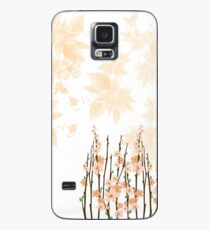 Flowers in paradise Case/Skin for Samsung Galaxy