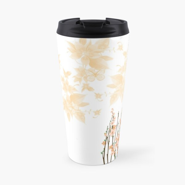 Flowers in paradise Travel Mug
