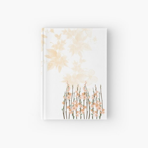 Flowers in paradise Hardcover Journal