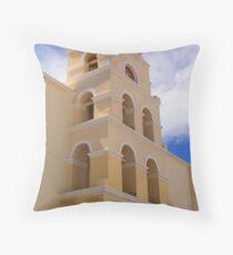 Spanish Mission Throw Pillow