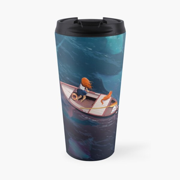 Stingrays Travel Mug