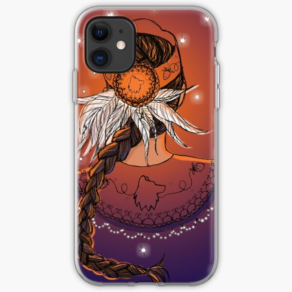 Stardust - Wolf Clan iPhone Soft Case