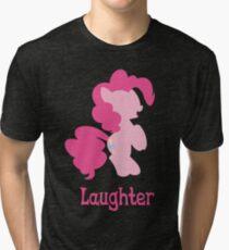 Pinkie Pie - Laughter Tri-blend T-Shirt