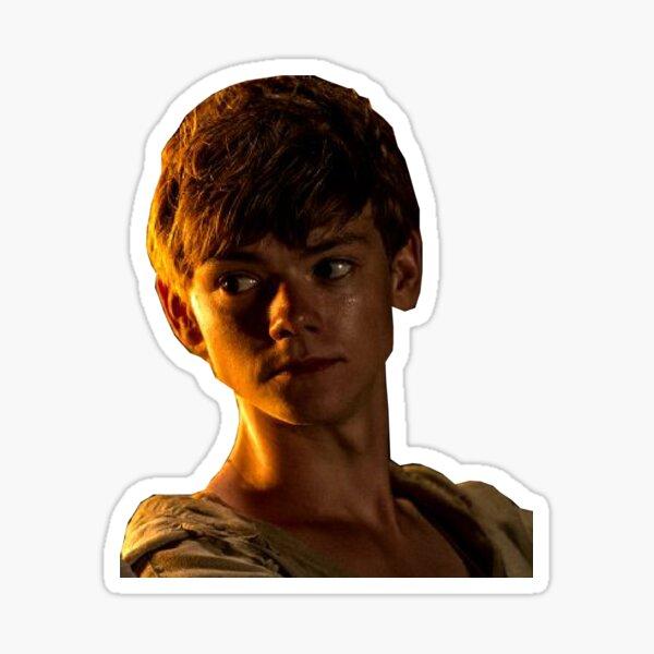 Newt - The Maze Runner Sticker