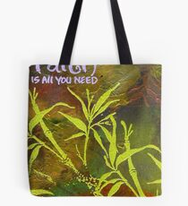 Having Faith Tote Bag