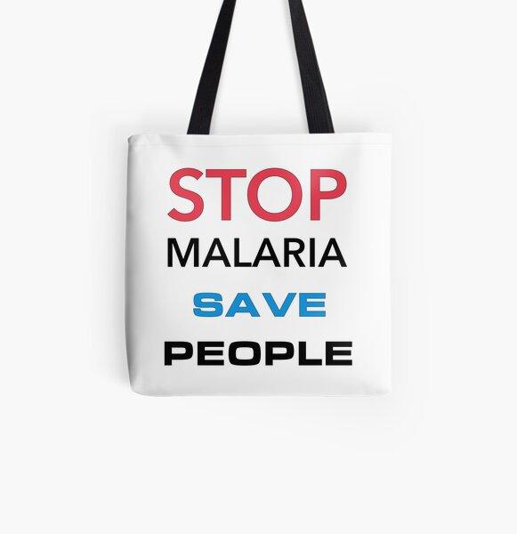 Malaria Tote