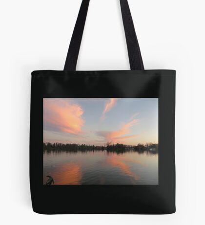 Anchor Cannon vs. Cloud Monster Tote Bag