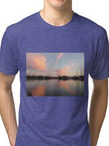Anchor Cannon vs. Cloud Monster Tri-blend T-Shirt