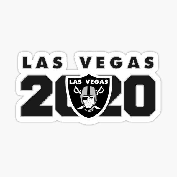 Las Vegas Raiders NFL - Black Sticker