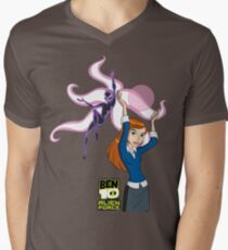 Ben 10 Alien Force: Gwen T-Shirt Men's V-Neck T-Shirt