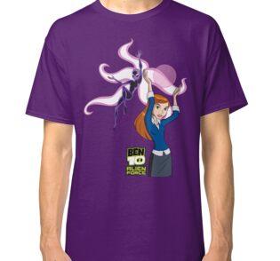 Quot Ben 10 Alien Force Gwen T Shirt Quot Stickers By