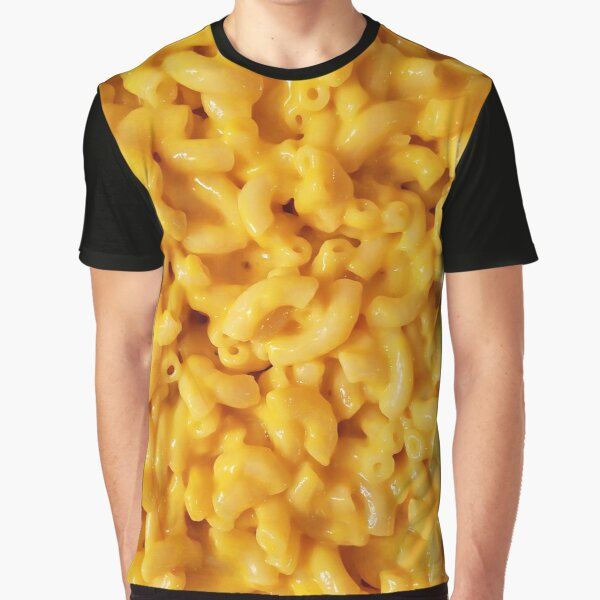 Mac n' Cheesey Graphic T-Shirt