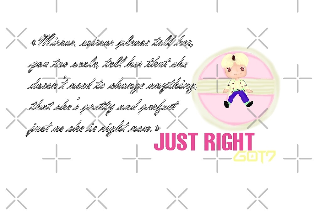 GOT7 ~ Just right ~ Jackson (1b) by liajung