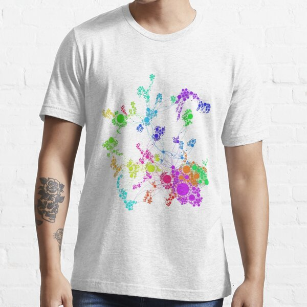 The Graph Of Human Diseases Essential T-Shirt