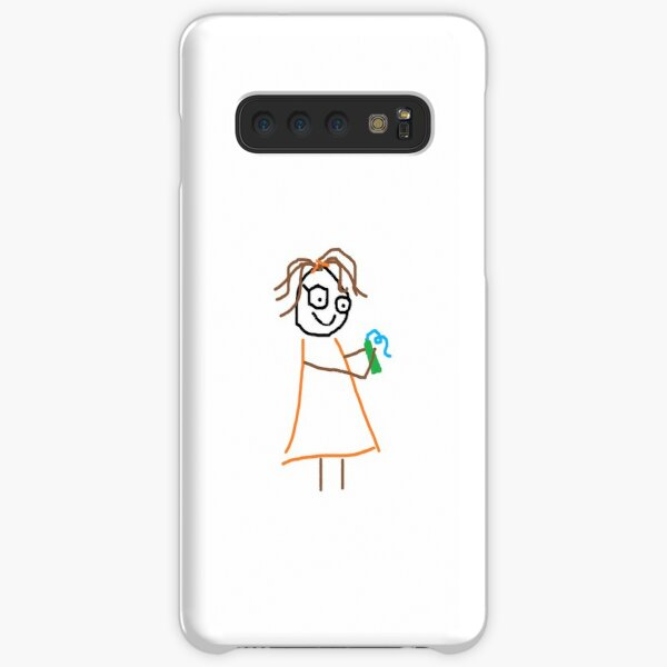Jenny Quips:  Toothpaste! Samsung Galaxy Snap Case