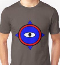 Funky Monster Symbol!  Great for Kids! Unisex T-Shirt