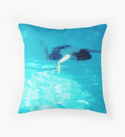 Faux Drown Throw Pillow