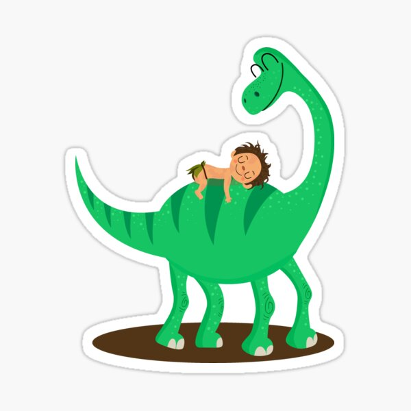 Arlo the good dinosaur Sticker
