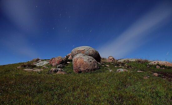 Standing Stones # 3 by Gavin Kerslake