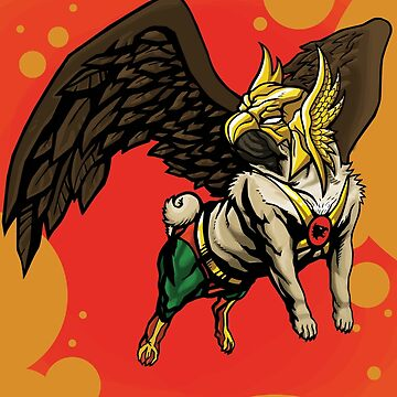 Hawkpug by Shipman