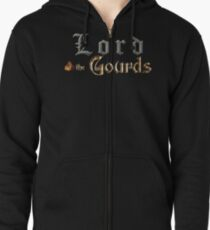 Lord of the Gourds (all product availability) Zipped Hoodie