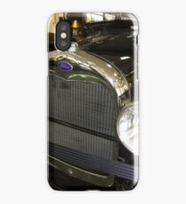 The Model A iPhone Case