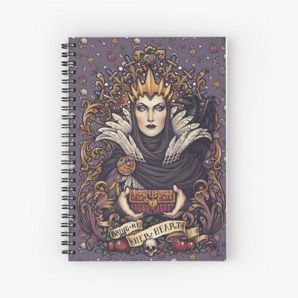 Bring me her heart Spiral Notebook