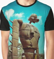 Castle in the Sky's Soldier Graphic T-Shirt