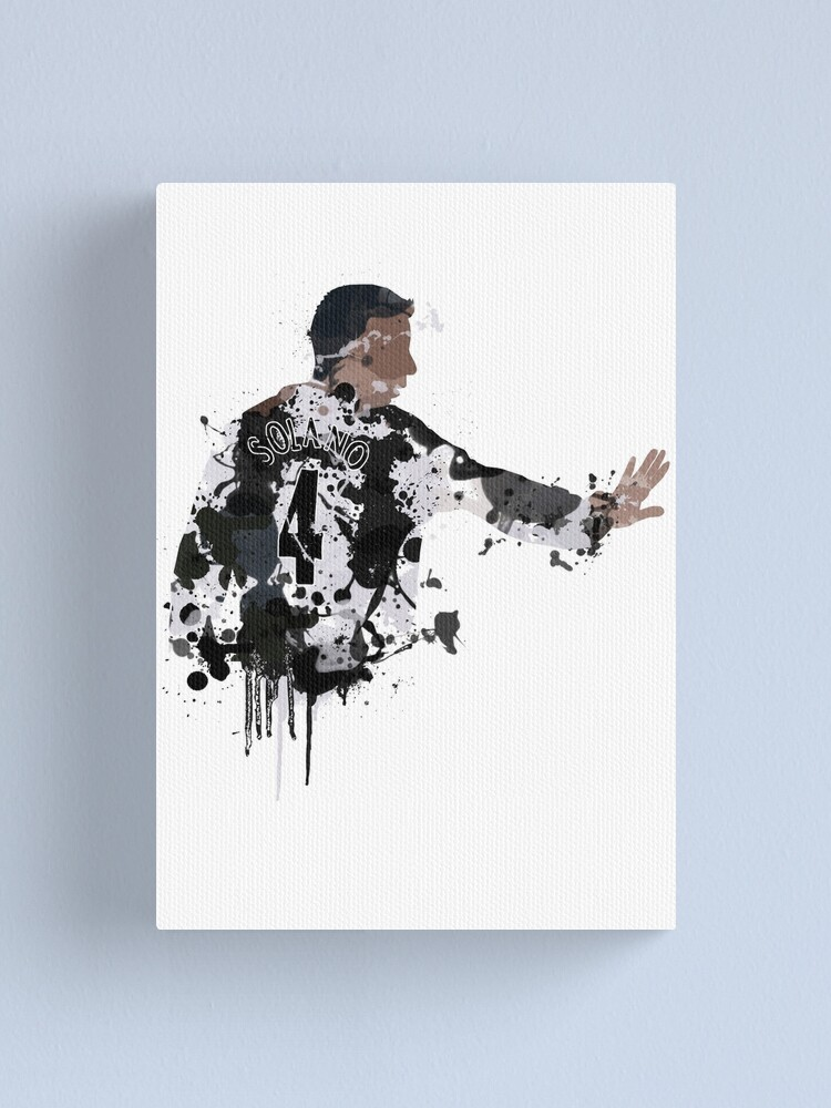 Solano Number 4 Art Canvas Print By Footballarcade Redbubble Susana solano (born 1946) is a spanish sculptor who currently lives and works in barcelona. solano number 4 art canvas print by footballarcade redbubble
