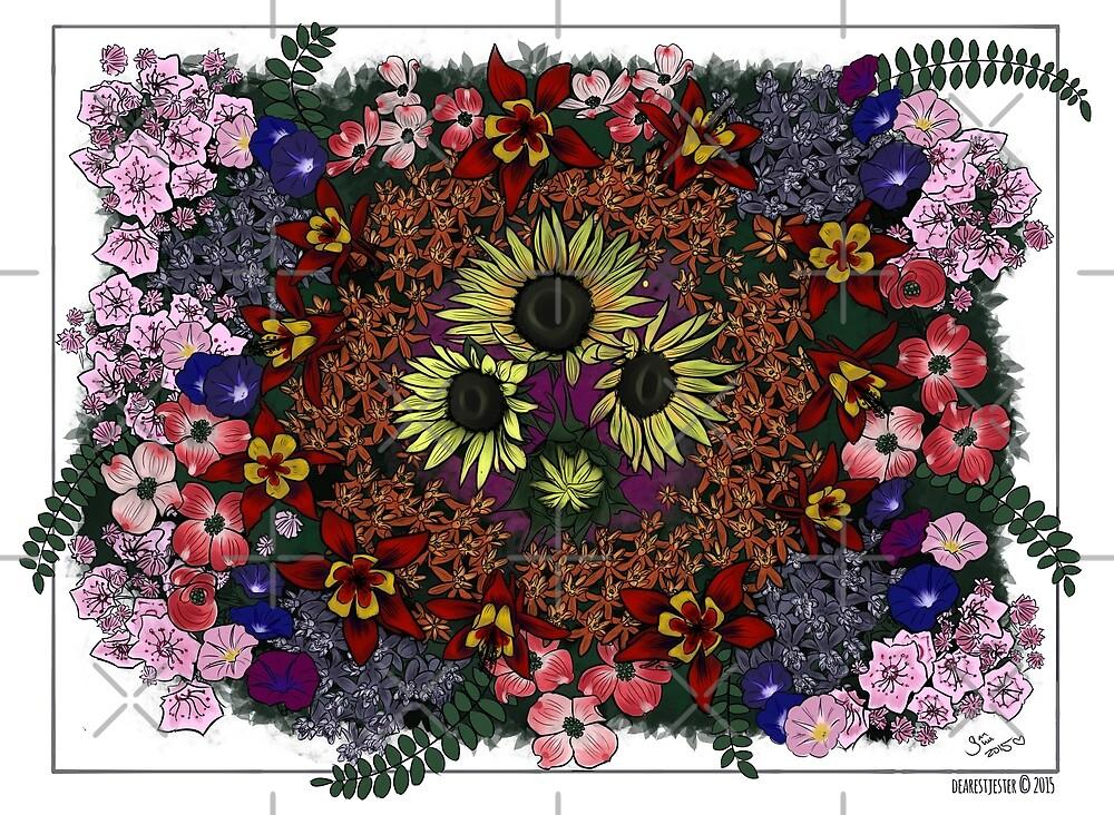 Flower Collage by dearestjester