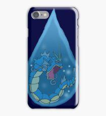 Gyrados Drop iPhone Case/Skin