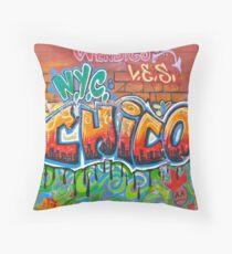 CHICO Throw Pillow