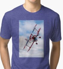 G-EWIZ Pitts Special - The Muscle Biplane Tri-blend T-Shirt