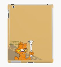 Garfielf - Newspapres iPad Case/Skin