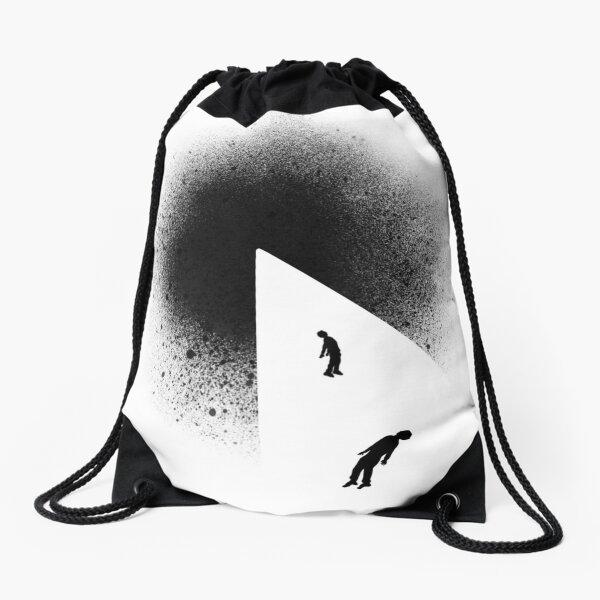 Abduction Drawstring Bag