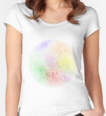 The Graph Of Ideas Women's Fitted Scoop T-Shirt