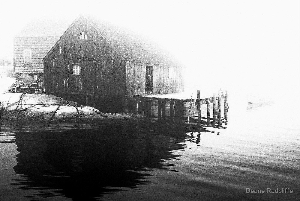 One Foggy Morning by Deane Radcliffe