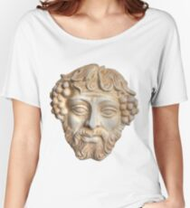 Dionysus, God of Wine Women's Relaxed Fit T-Shirt