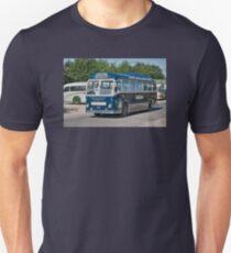 Royal Blue Coach Service T-Shirt