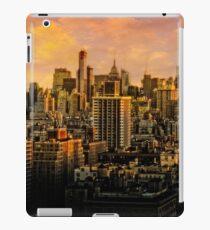 Gotham Sunset iPad Case/Skin
