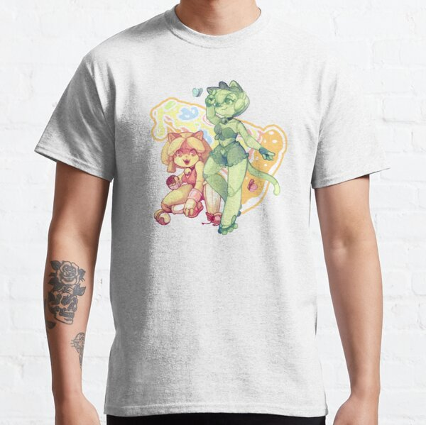 80's Rollerderby Delivery Cats Classic T-Shirt