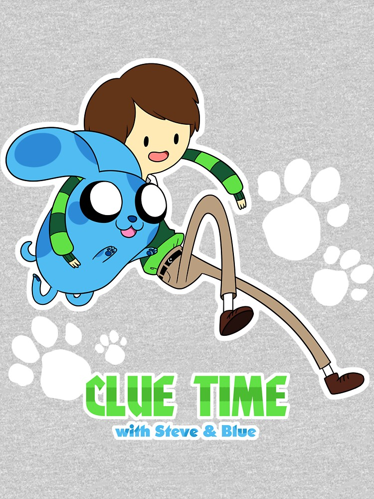 Clue Time with Steve & Blue | Unisex T-Shirt